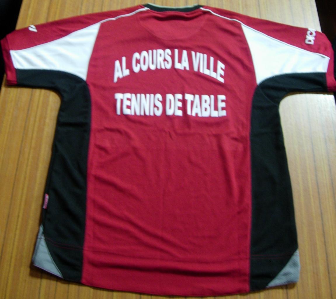 2005 2006 - Calculateur de points tennis de table ...